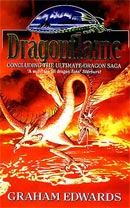 Dragonflame cover art by Geoff Taylor