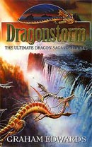 Dragonstorm cover art by Geoff Taylor
