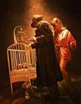 The Wooden Baby illustration by Michael Komarck