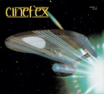 Revisiting Cinefex (1): Star Trek and Alien