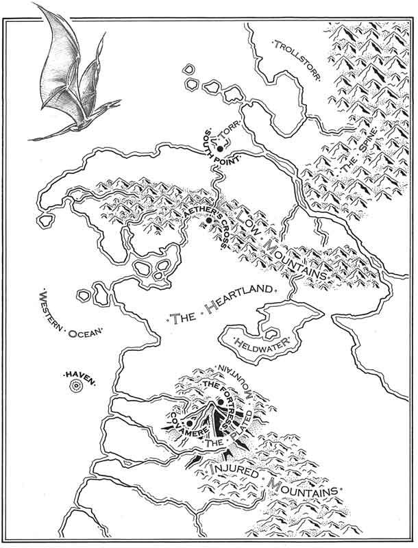 Dragoncharm Map