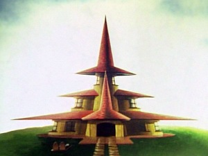 Basil's palace