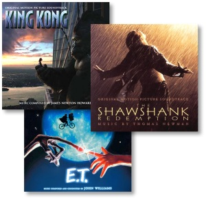 Shawshank Redemption, King Kong and ET