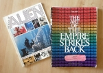 The Book of Alien and The Art of The Empire Strikes Back