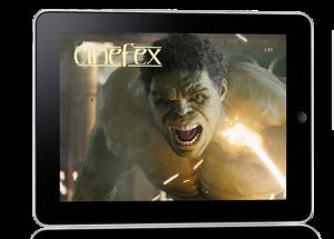Cinefex for iPad