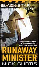 Runaway Minister by Graham Edwards (writing as Nick Curtis)