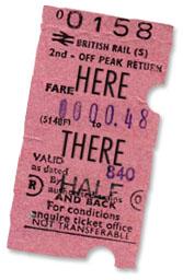 Ticket to write