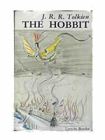 The Hobbit 1966 Unwin edition