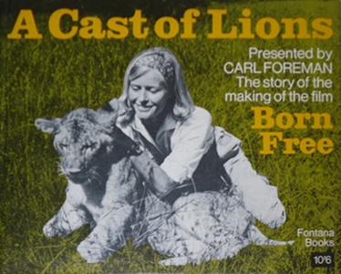 A Cast of Lions - Fontana Books