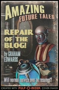 Repair of the Blog