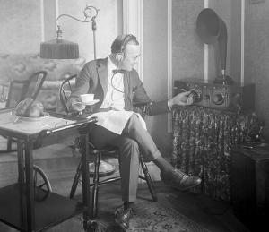 Writing Radio