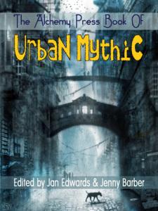 Alchemy Press Book of Urban Mythic
