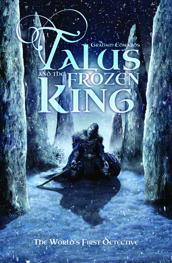Talus and the Frozen King UK Cover