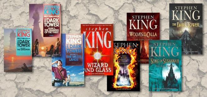 My book list (2): The Dark Tower Series