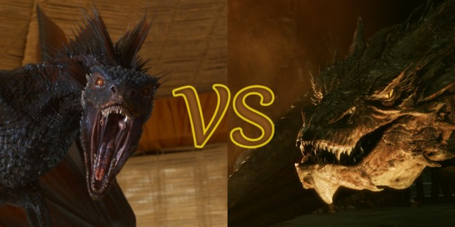 The Great Cinefex Dragon Smackdown