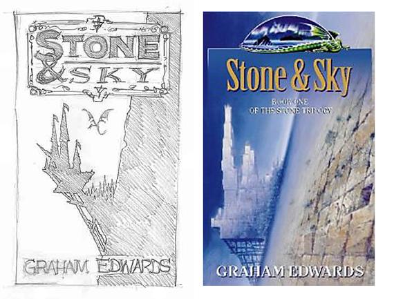 Stone & Sky - cover concept