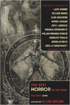 Best Horror of the Year, Volume One - Ellen Datlow