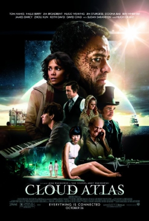 """Cloud Atlas"" movie poster"