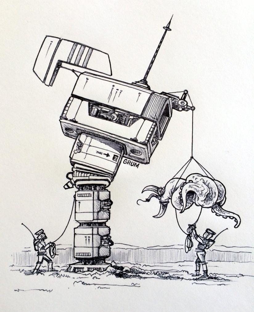 Birotech - Strange Cargo