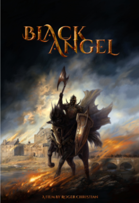 Black Angel concept poster
