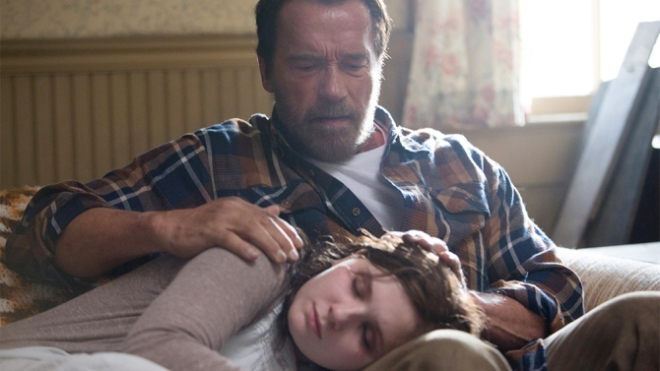 """""""Maggie"""" starring Arnold Schwarzenegger and Abigail Breslin"""