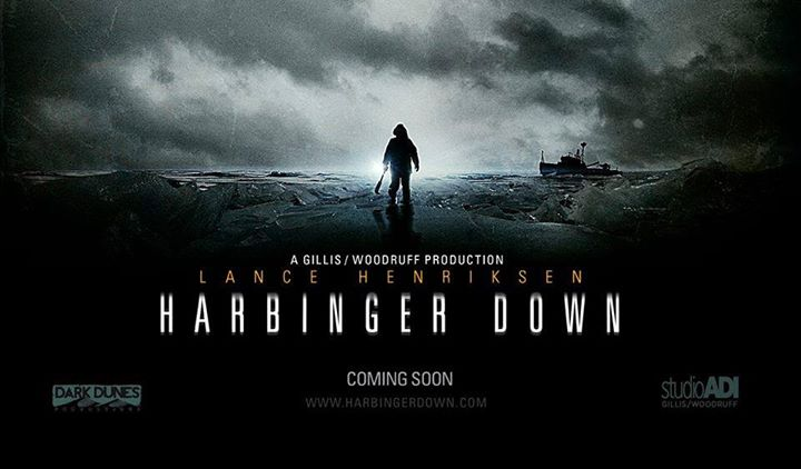 Harbinger Down poster