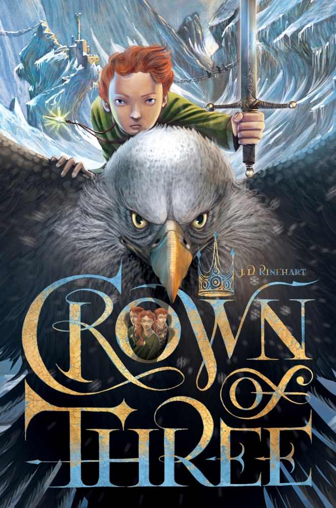 """Crown of Three"" Cover"