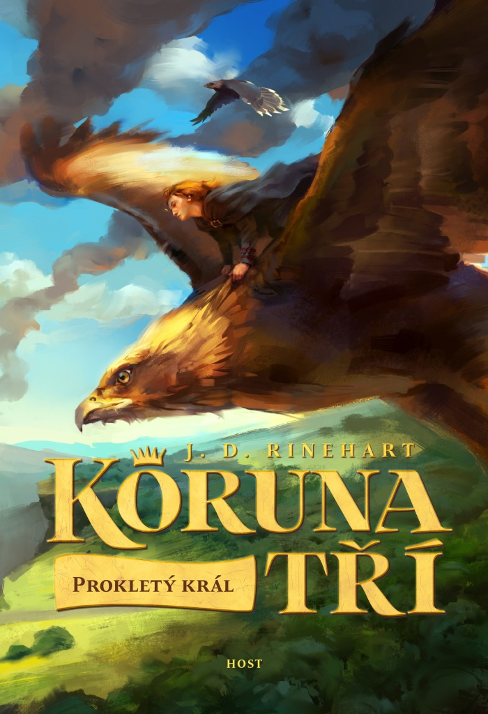 KorunaTri - Crown of Three Czech edition