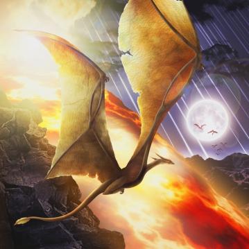 Dragoncharm Wallpaper - iPad