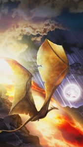 Dragoncharm Wallpaper - iPhone 5