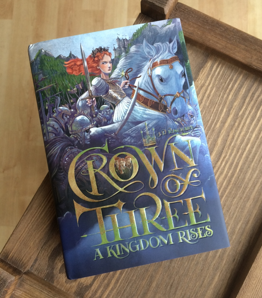 Crown of Three - A Kingdom Rises