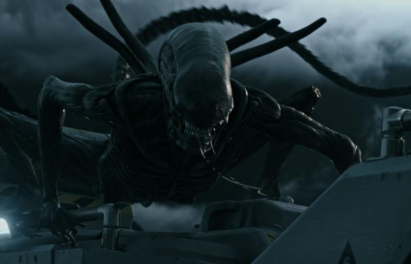 The xenomorph returns in Alien: Covenant