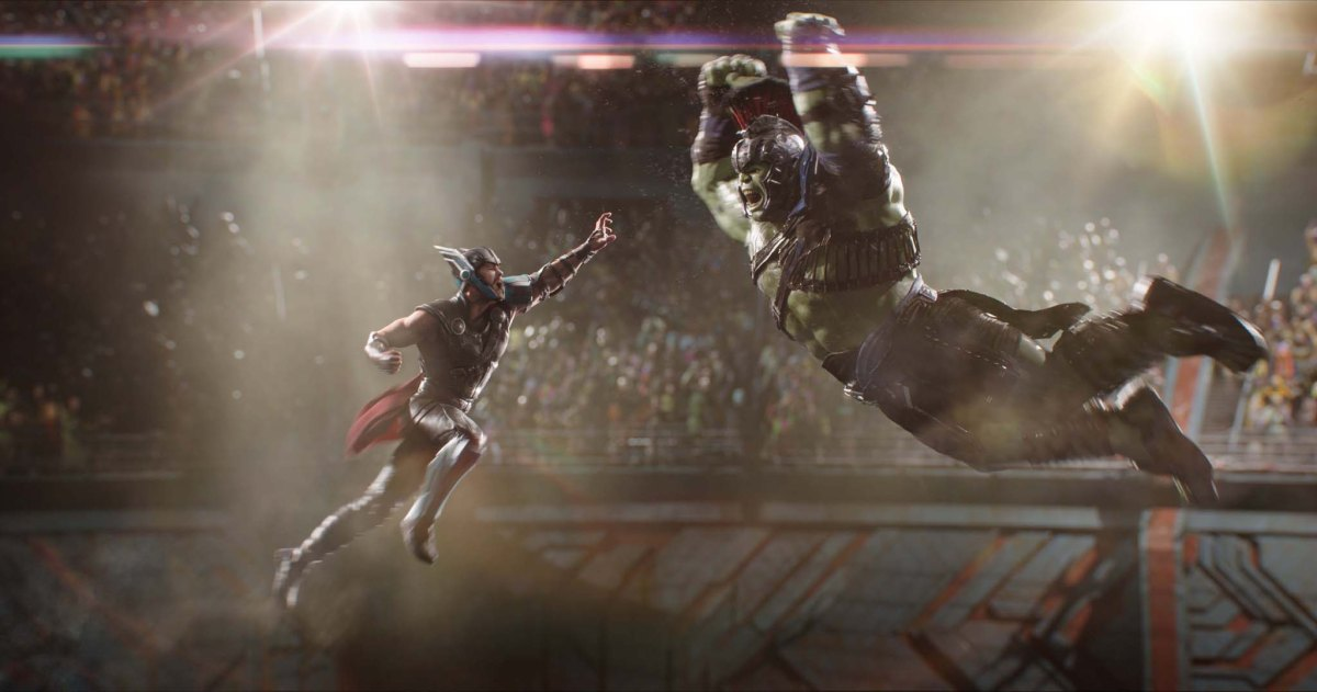 Cinefex Diaries – Thor: Ragnarok