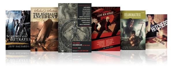 Humble Book Bundle - Night Shade Books