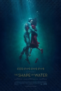 """The Shape of Water"" theatrical poster"