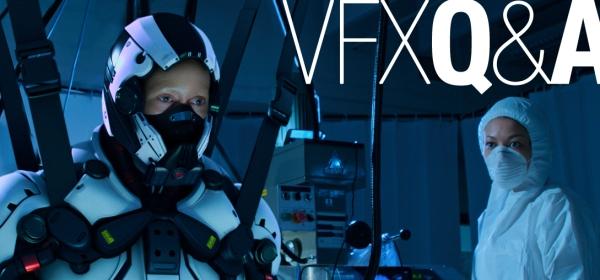 """Cinefex - """"The Beyond"""" VFX Q&A"""