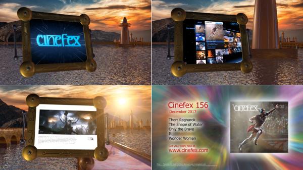 Cinefex 156 Promo Video