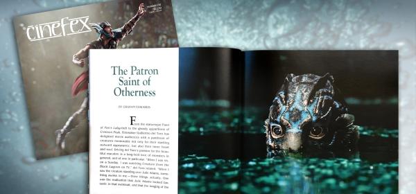 Cinefex 156 - The Shape of Water