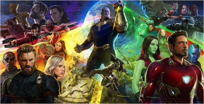 Cinefex 158 - Marvel Special