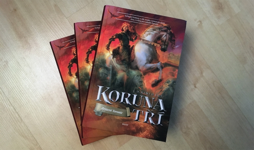 A Kingdom Rises - Czech edition