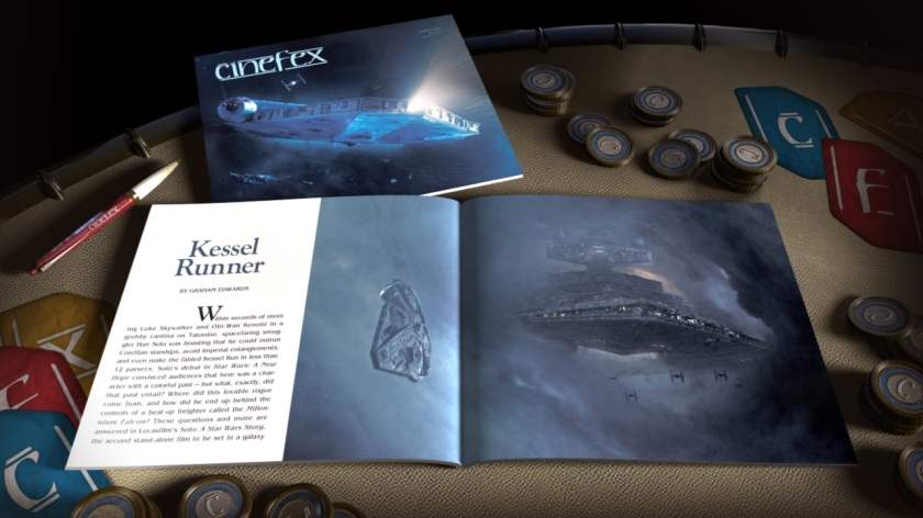 Cinefex 160 - Solo: A Star Wars Story