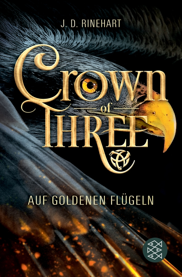 Crown of Three: On Golden Wings - German edition