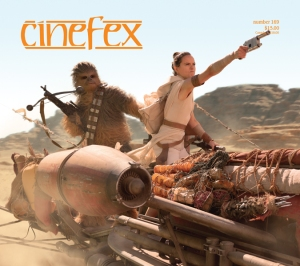 Cinefex 169 - 40th anniversary issue