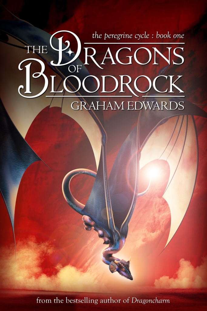 The Dragons of Bloodrock by Graham Edwards