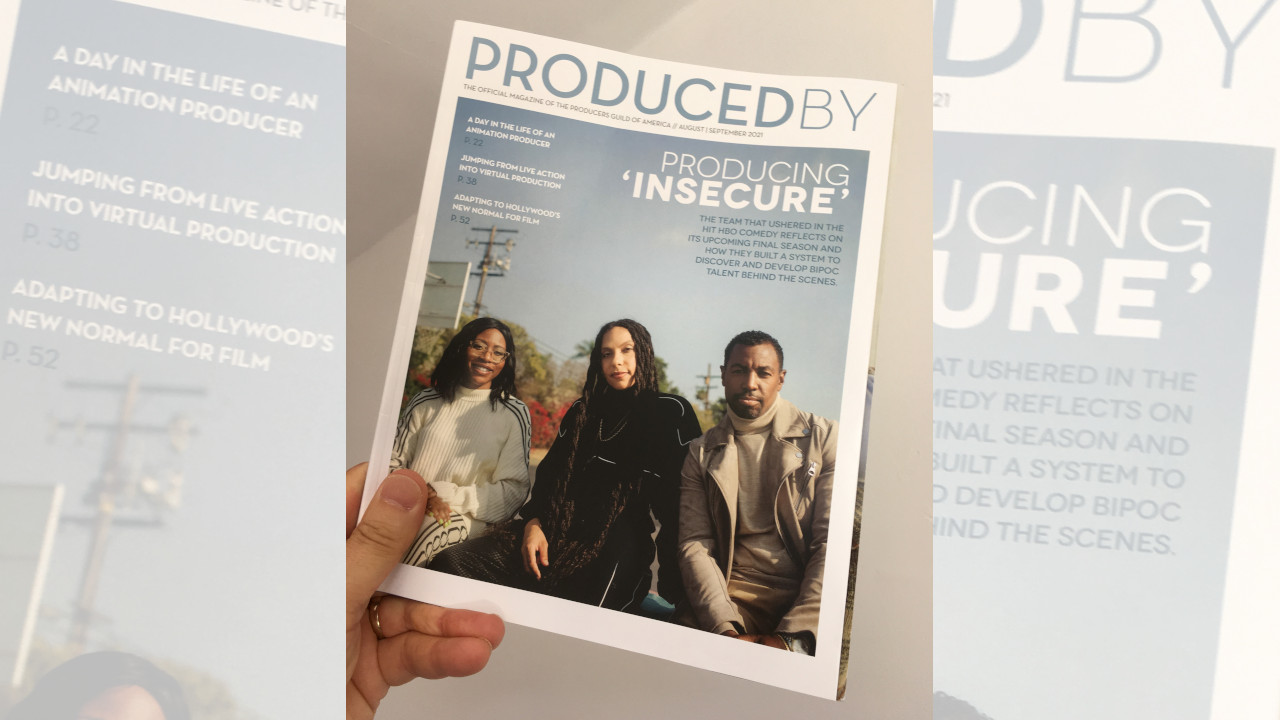 Into the Virtual World - article by Graham Edwards for Produced By magazine